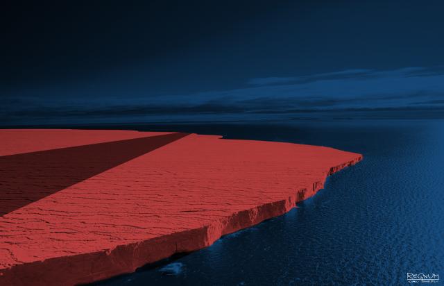 Китай закрепляется в Арктике