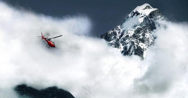 Экстрим: Гималаи, пилоты и обмороженные туристы