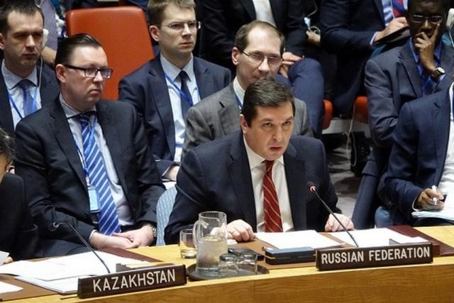 Захарова прокомментировала резкое выступление Сафронкова в ООН