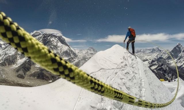 Экстрим: Первый бунт на Эвересте