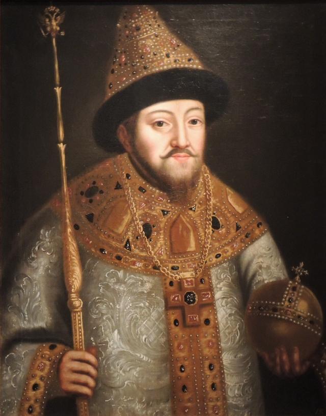 Царь Михаил Федорович (1613–1645)