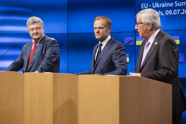 Саммит Украина — ЕС
