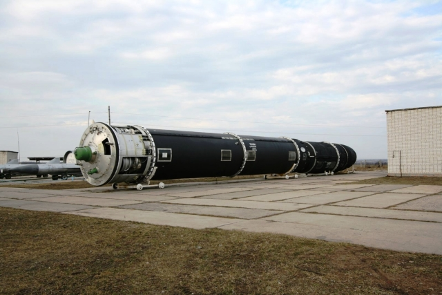 Р-36М «Воевода» — прямая предшественница «Сармата»
