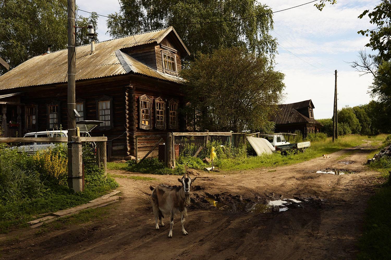 Дом отца Рафаила сегодня. Приобретен в 1983 году для летней мастерской