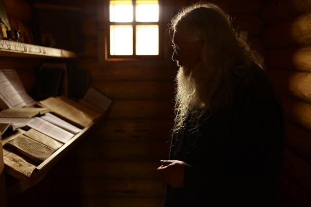 Молитва в домовой церкви