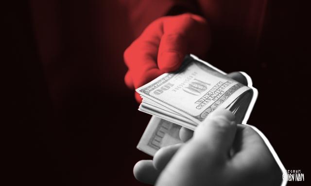 На Украине антикоррупционеры отпустили потенциального коррупционера