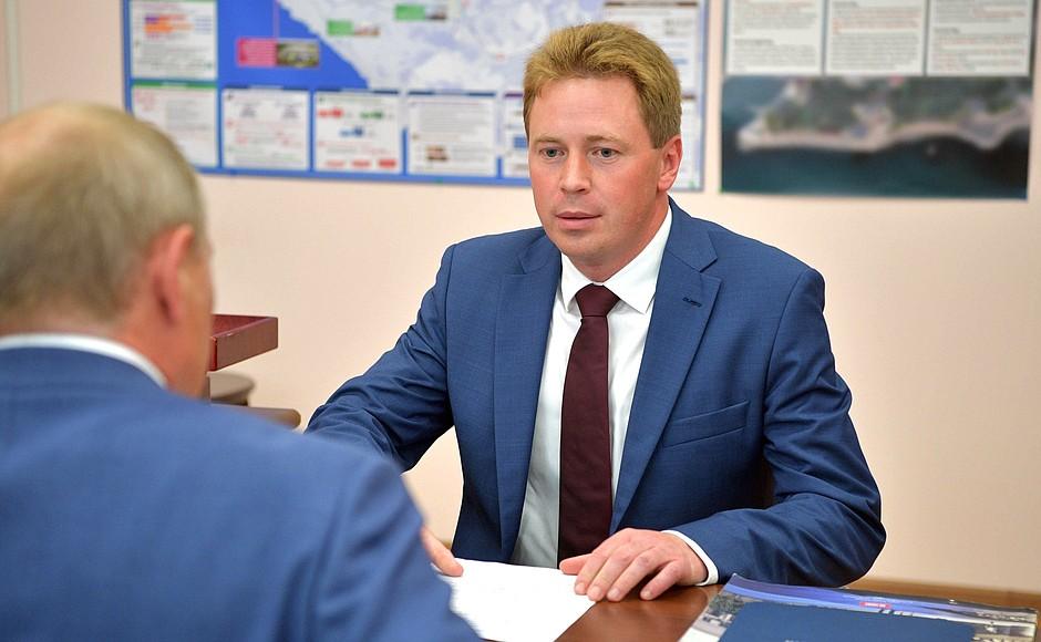 Дмитрий Овсянников