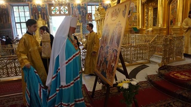 В Калуге состоялось богослужение в честь 1030-летия Крещения Руси