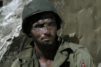 Кадр из фильма «Разведка боем»