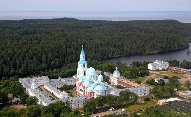 На Валааме проходит Фестиваль православного пения «Просветитель»