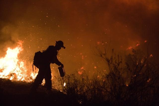 «Ситуация под контролем»: в Красноярском крае горит более 900 тыс. га леса