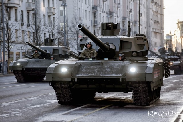 У армии России нет большой нужды в танках «Армата» — вице-премьер Борисов