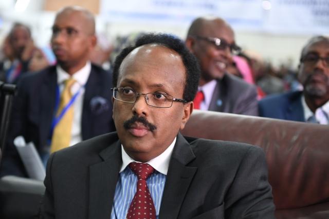 Президент Сомали призвал отменить санкции против Эритреи