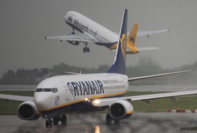 Немецкие пилоты Ryanair угрожают начать забастовку