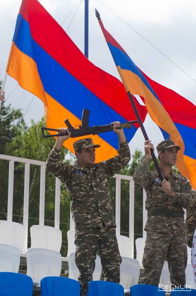 Российские военные химики в первом этапе победили 5 команд-конкурентов