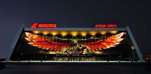 Омский «Авангард» может переехать в Красноярск из-за проблем с ареной