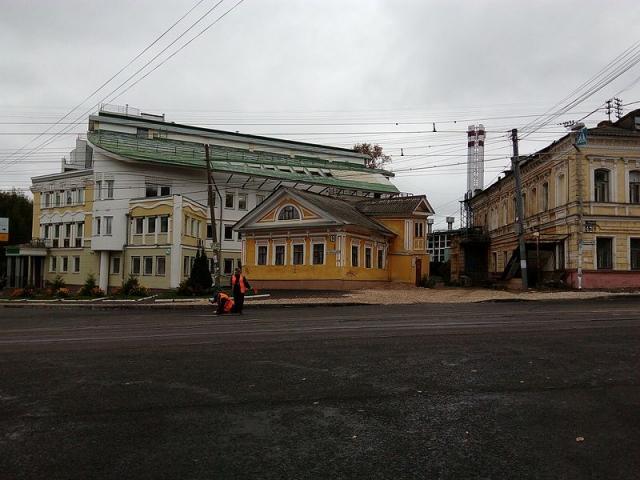 Нижний Новгород. На улице Ильинской
