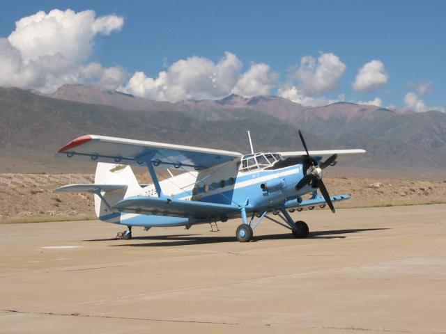 Названа причина аварийной посадки Ан-2 в Эвенкии