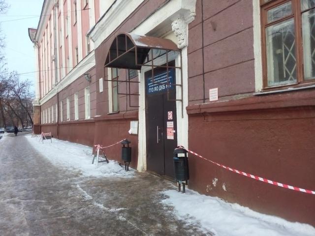 Здание ярославской детской клинической больницы № 1 не будут ремонтировать