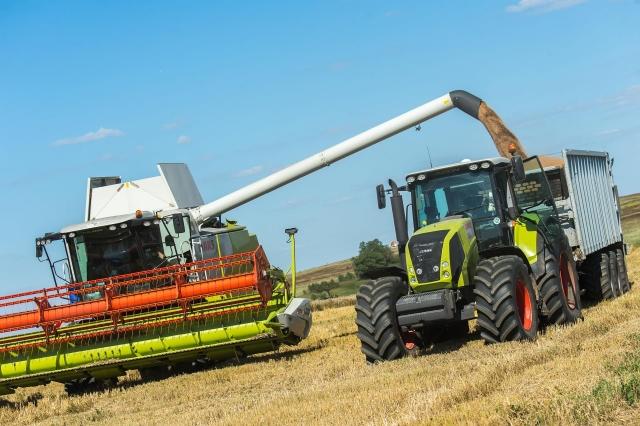 В Калужской области приступили к уборке зерновых культур