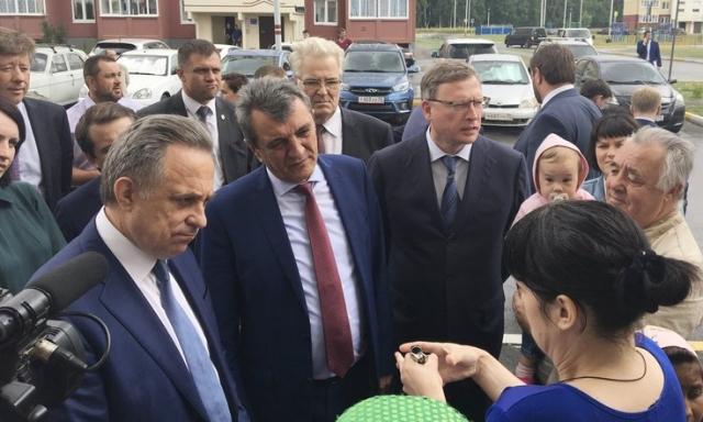 Аварийный жилищный фонд в Сибири составляет около 2 млн кв. м