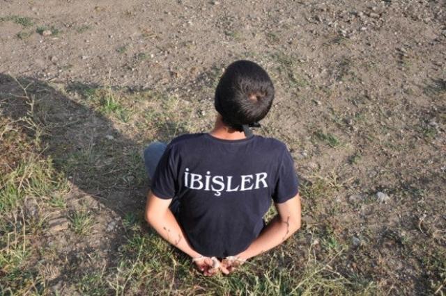 Российские пограничники задержали нарушителя на армяно-турецкой границе