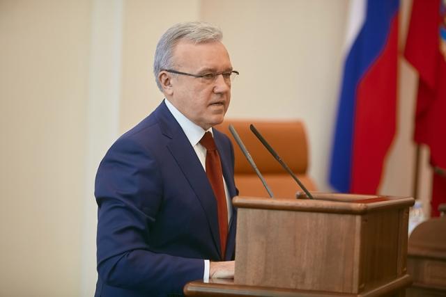 Врио главы Красноярского края зарегистрирован кандидатом в губернаторы
