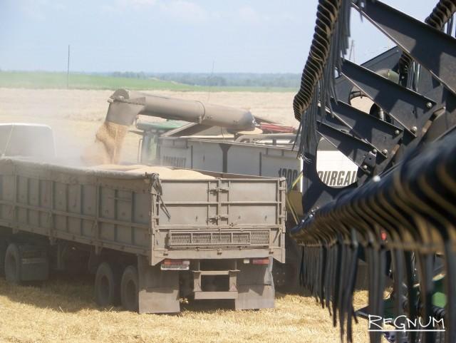В Крыму просят приостановить вывоз зерна за границу
