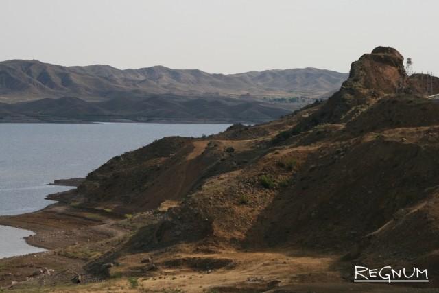 Долина Аракса. Иранское приграничье