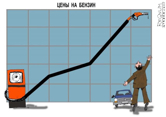 «Не можешь – слезай!»: правительство не справится с ростом цен на бензин