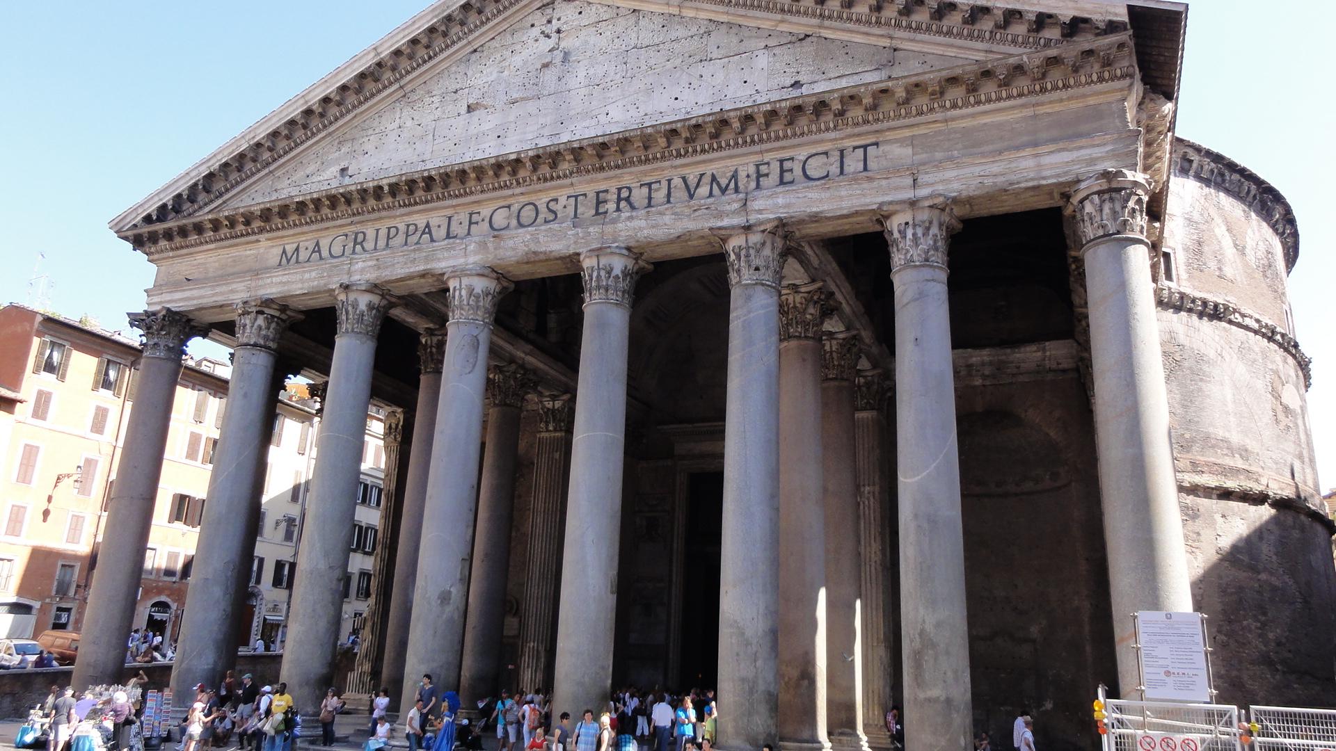 Пантеон. Рим. Италия