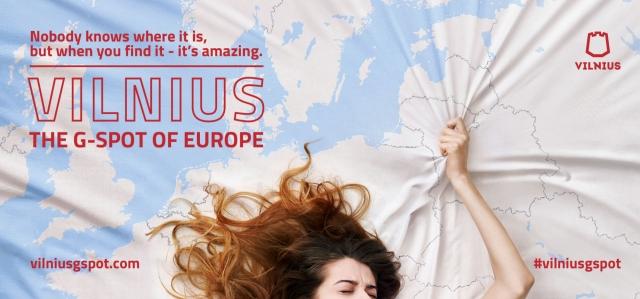 Вильнюс как центр разврата: столица Литвы запускает новую кампанию