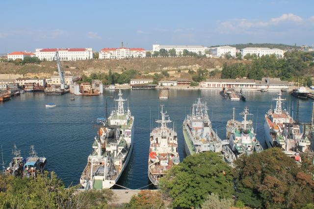 В Крыму испытывают новейший глубоководный беспилотник «Клавесин-2»