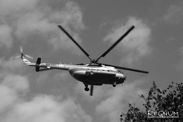Крушение Ми-8 в Красноярском крае: что известно на сегодняшний день