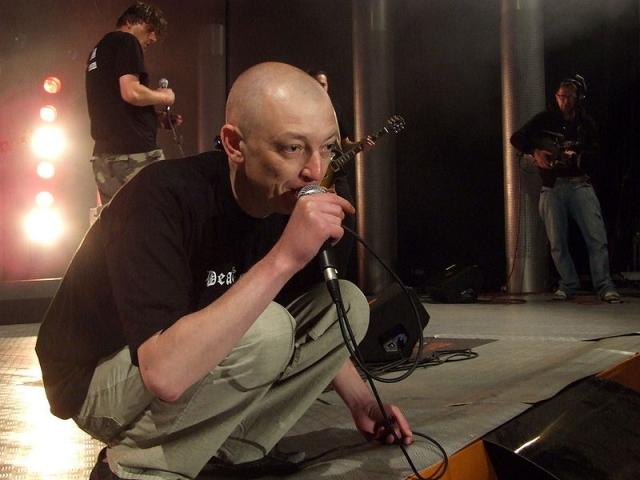 Лидер белорусской рок-группы умер в день концерта