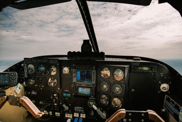 Столкнувшиеся в Красноярском крае вертолеты летели наугад
