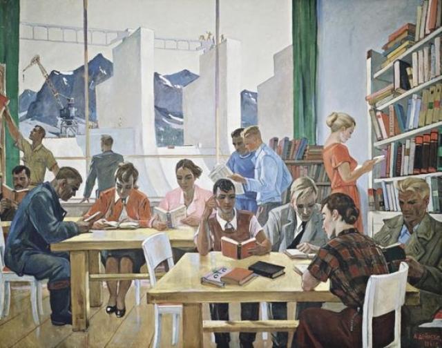 «Окна в Россию»: шедевры русского реалистического искусства в Москве
