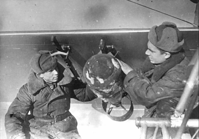 В калужской реке Угра нашли авиабомбу времён Великой Отечественной войны