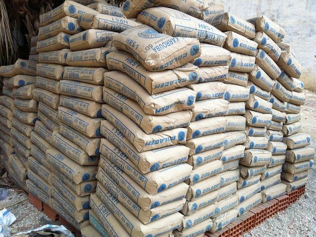 Белоруссия снова начала продавать цемент за границу