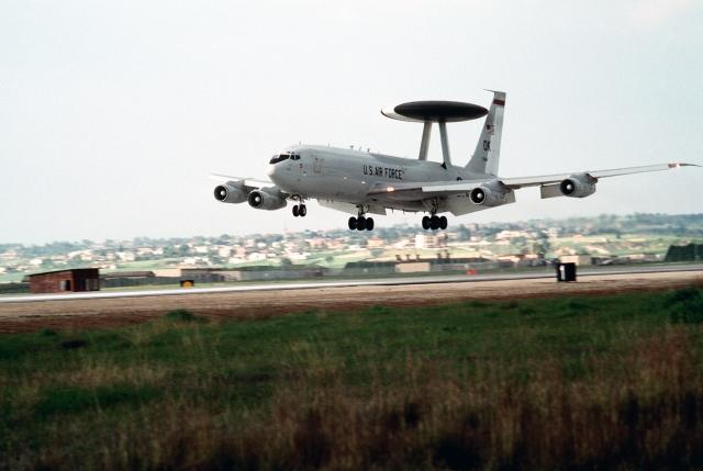 Американские ВВС на авиабазе Инджирлик
