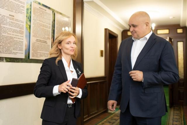 В Кузбассе назначен заместитель губернатора по здравоохранению