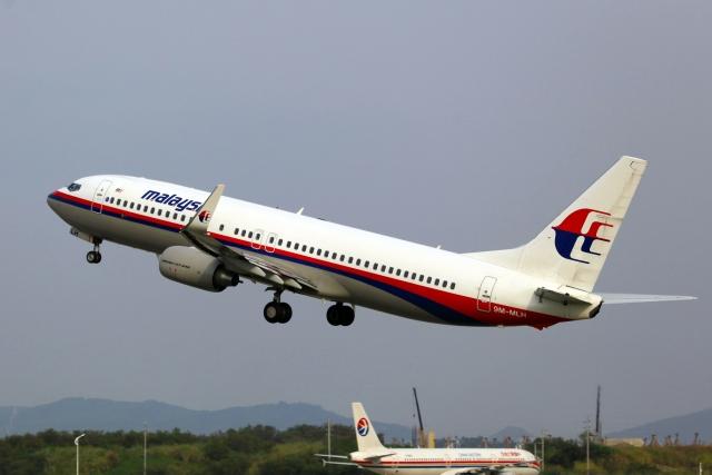 Самолет Boeing 777-200ER рейса МН-370 авиакомпании «Malaysia Airlines»