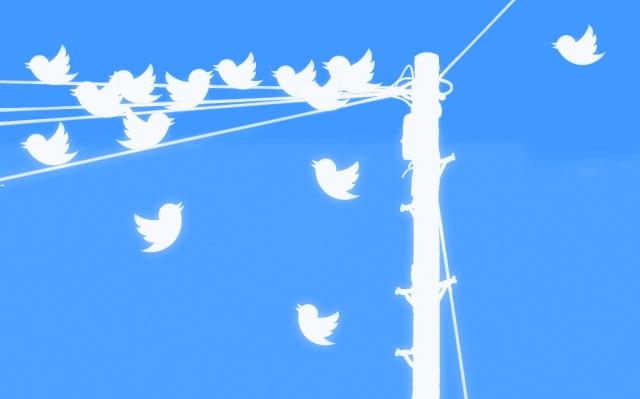 Нашествие твитов
