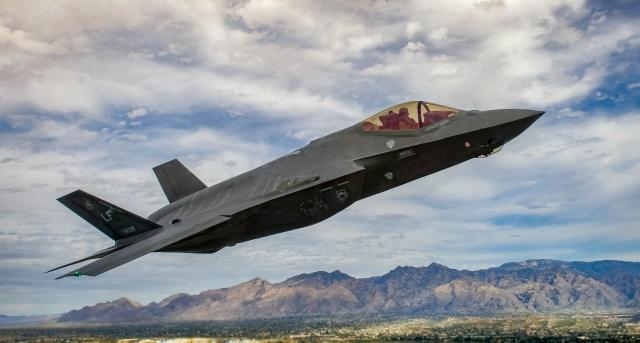 Исход боя зависит не только от «малозаметности» F-35