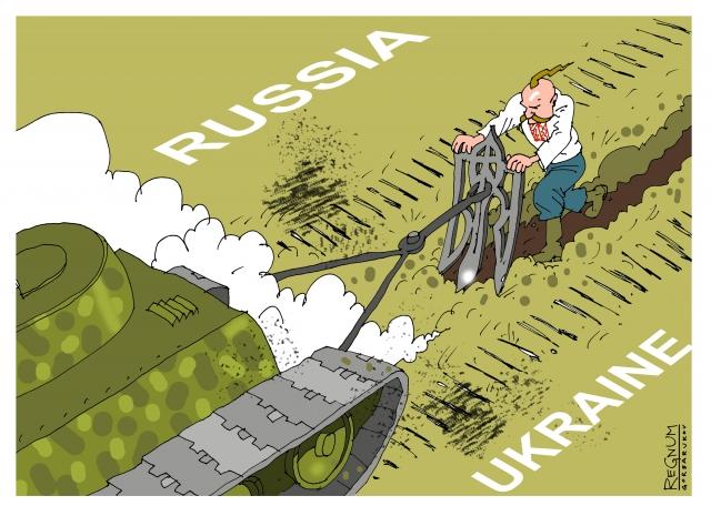 В Киеве развивают тему прекращения автобусного сообщения с Россией