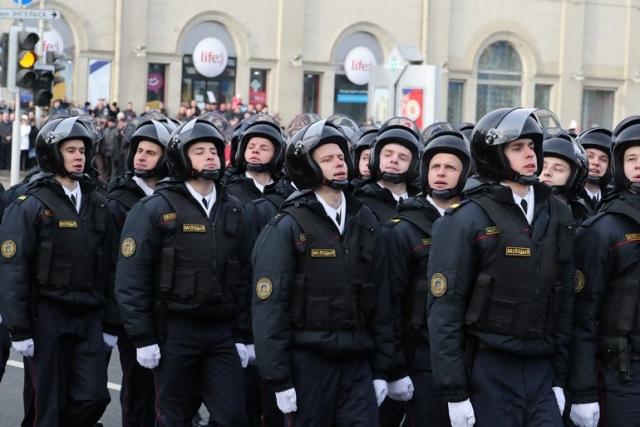 Силовики Белоруссии нанесли мощный удар по западной группировке во власти