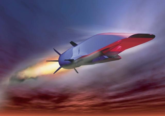 Китай испытал новый гиперзвуковой летательный аппарат – что о нём известно?