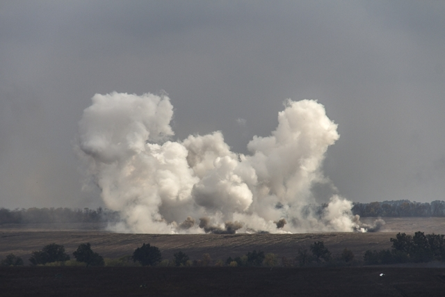 Узбекистан занял второе место в конкурсе «Мастера артиллерийского огня»