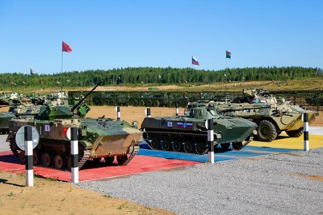 Российские десантники одержали победу в международном конкурсе