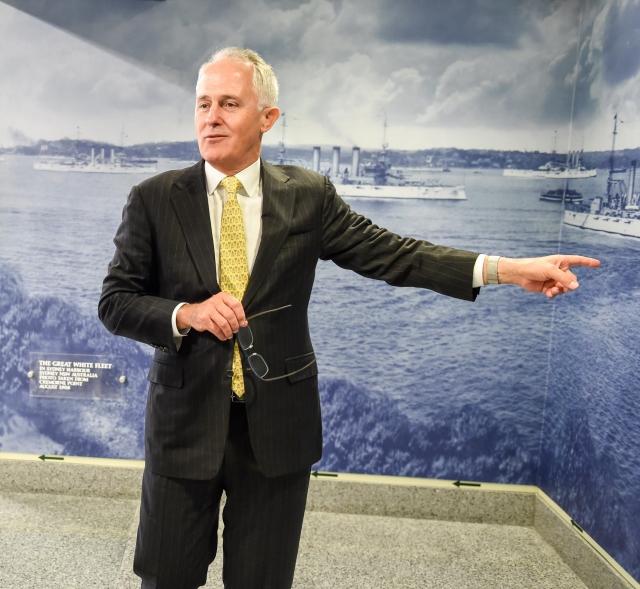 Китай одобряет высказывания премьер-министра Австралии касательно него